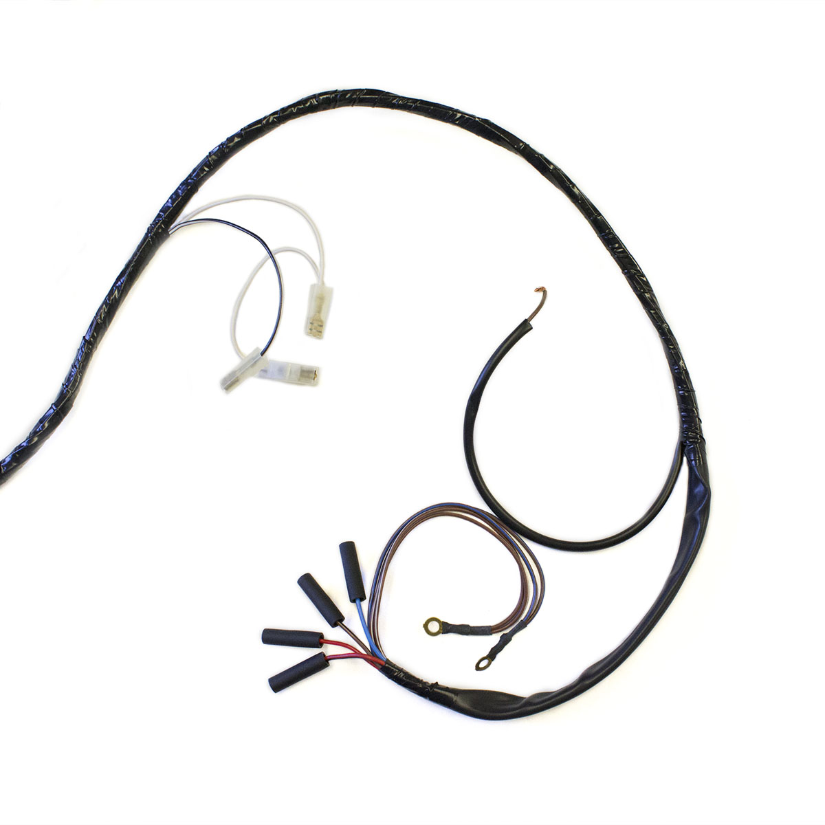 wire harness   triumph t120c